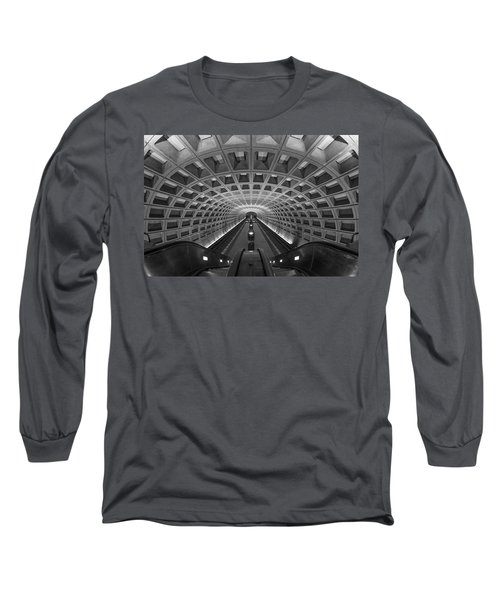 D.c. Subway Long Sleeve T-Shirt