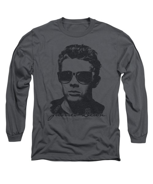Dean - Shades Long Sleeve T-Shirt by Brand A