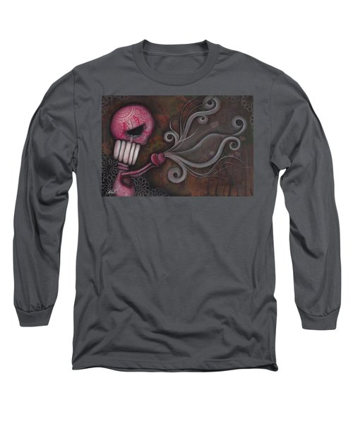 Deception Long Sleeve T-Shirt by Abril Andrade Griffith