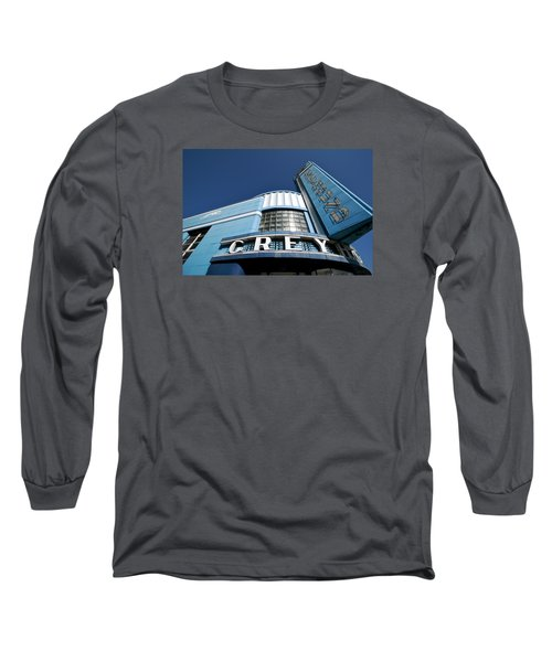 Deco Dog Long Sleeve T-Shirt by Lawrence Boothby
