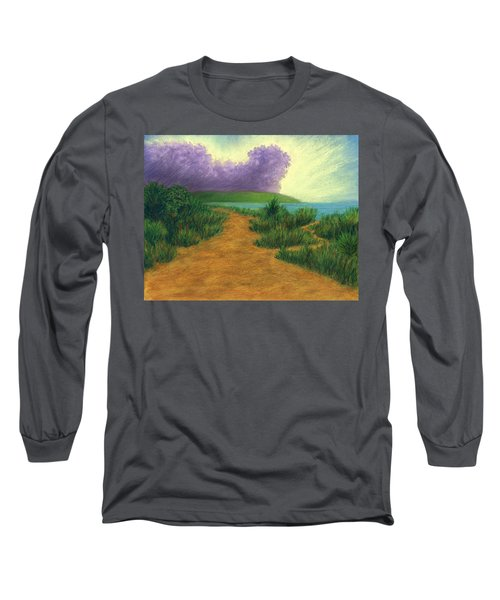 Del Mar Trails 03 Long Sleeve T-Shirt