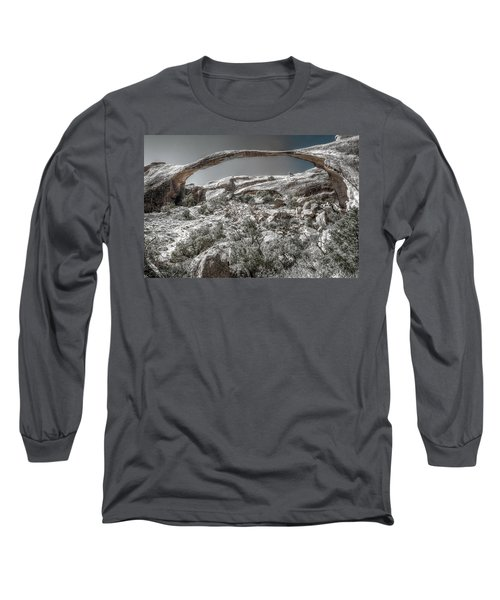 Delicate Stone Long Sleeve T-Shirt
