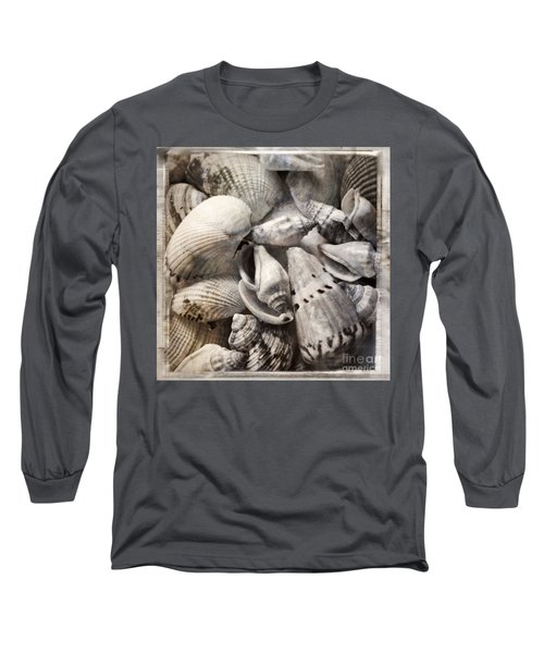 Delivered By The Sea Long Sleeve T-Shirt