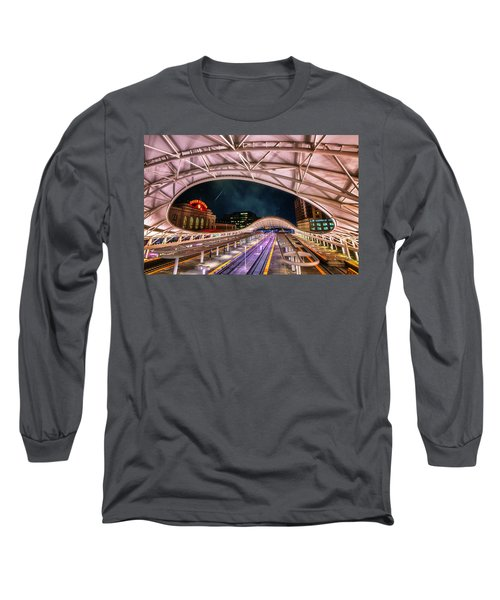 Denver Air Traveler Long Sleeve T-Shirt