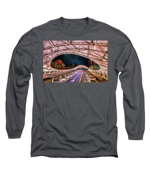 Denver Air Traveler Long Sleeve T-Shirt