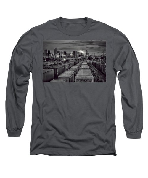Denver's Underbelly Long Sleeve T-Shirt