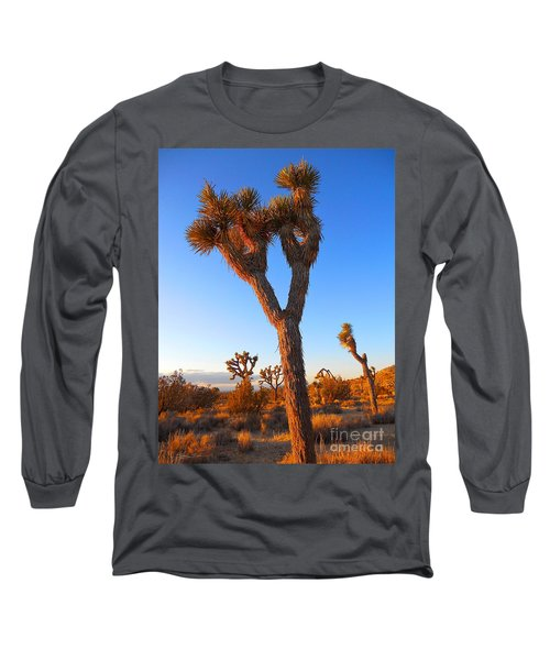 Desert Poet Long Sleeve T-Shirt