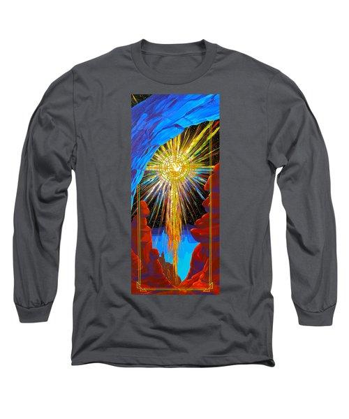 Desert Star  Long Sleeve T-Shirt