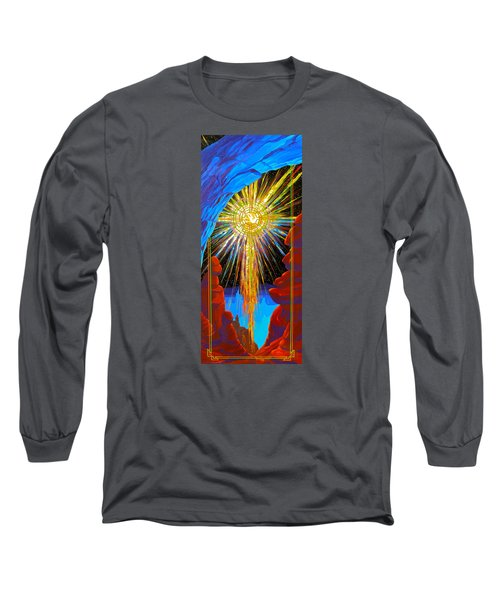 Desert Star  Long Sleeve T-Shirt