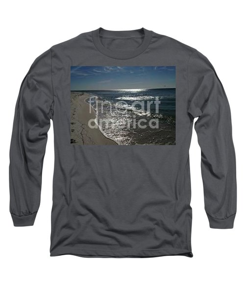 Long Sleeve T-Shirt featuring the photograph Diamond Mine by Laurie L
