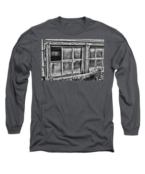 Dirty Windows Long Sleeve T-Shirt
