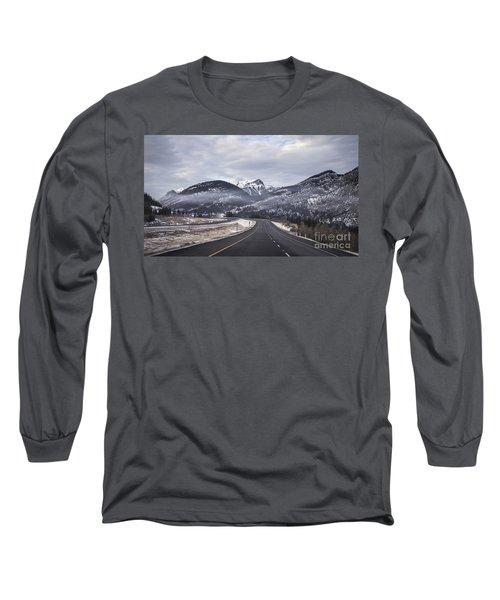 Distance Is Near Long Sleeve T-Shirt