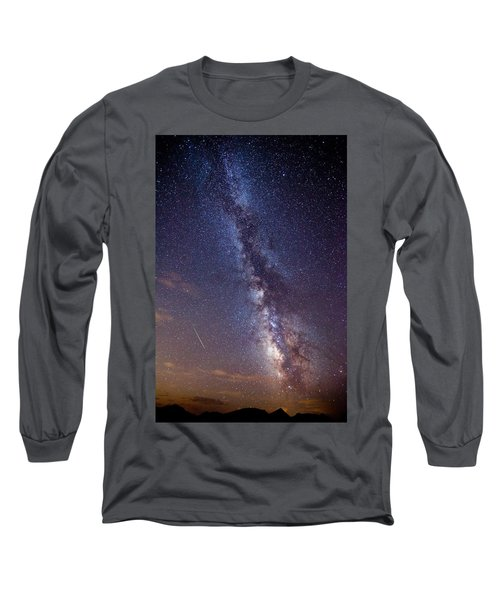 Distant Visitors Long Sleeve T-Shirt