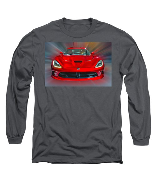 Dodge Viper Srt  2013 Long Sleeve T-Shirt