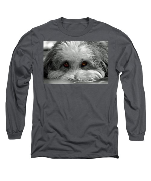 Coton Eyes Long Sleeve T-Shirt