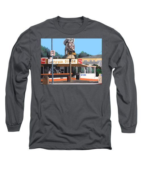Doggie Diner 1986 Long Sleeve T-Shirt