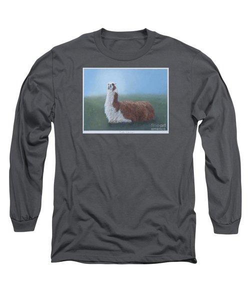 Dolly Llama Long Sleeve T-Shirt