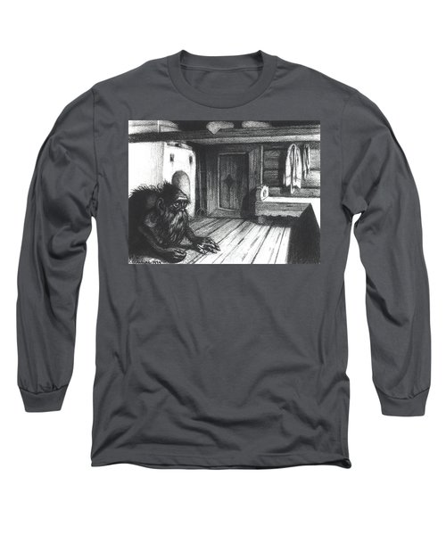 Domovoi, A Spirit Of The House Long Sleeve T-Shirt