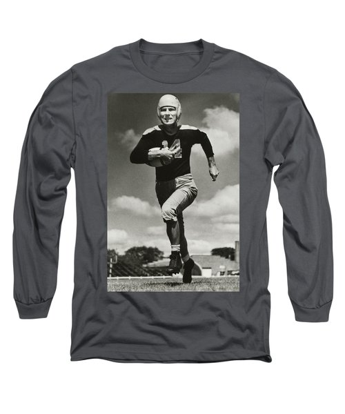 Don Hutson Running Long Sleeve T-Shirt