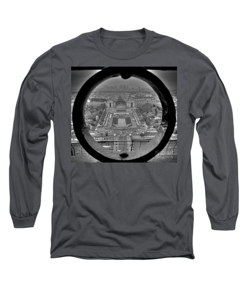 Down The Hole Long Sleeve T-Shirt