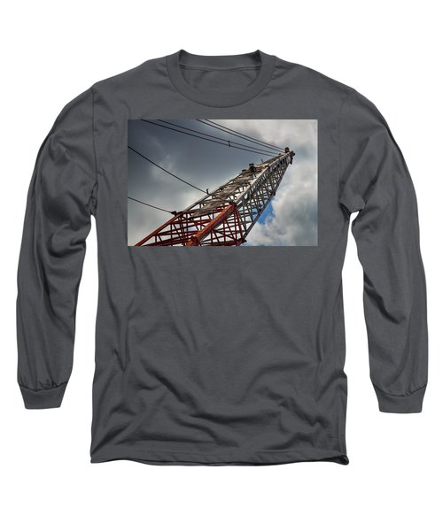 Dragline 553 Long Sleeve T-Shirt