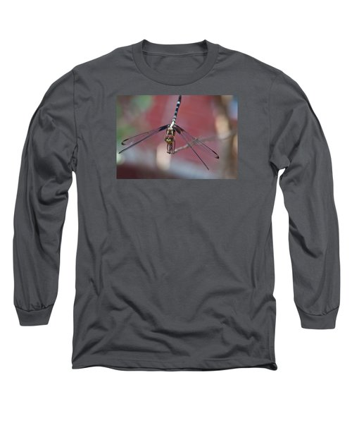 Dragonfly 2 Long Sleeve T-Shirt by Mark Alder