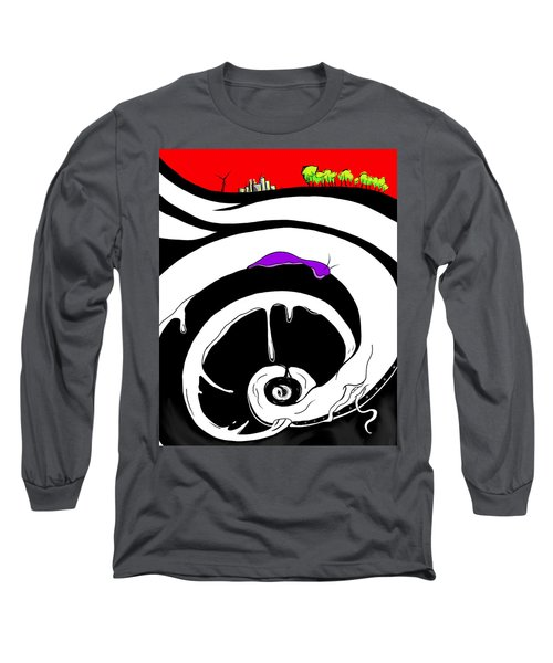 Drained Long Sleeve T-Shirt