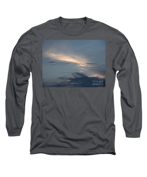 Dramatic Skyline Long Sleeve T-Shirt