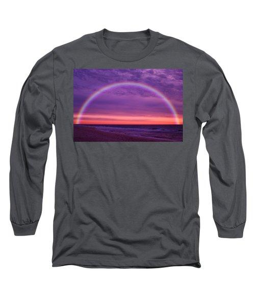 Dream Along The Ocean Long Sleeve T-Shirt
