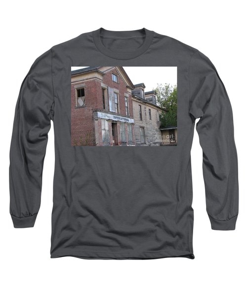 Long Sleeve T-Shirt featuring the photograph Dream House by Michael Krek