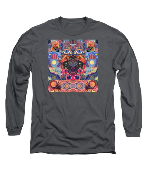 Dreaming Is Free Long Sleeve T-Shirt by Helena Tiainen