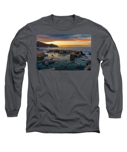 Dreaming Sunset Long Sleeve T-Shirt