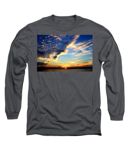 Long Sleeve T-Shirt featuring the photograph Dreamy by Faith Williams