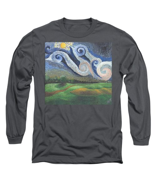 'dreamy Sky' Long Sleeve T-Shirt