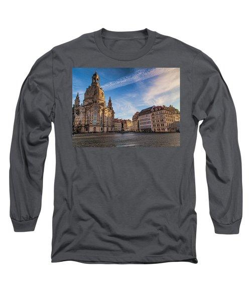 Dresden Frauenkirche Long Sleeve T-Shirt