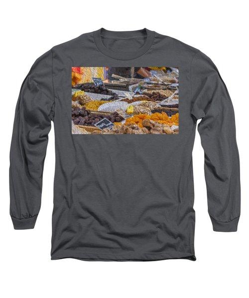 Dried Fruits Long Sleeve T-Shirt
