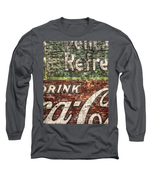 Drink Coca-cola 1 Long Sleeve T-Shirt