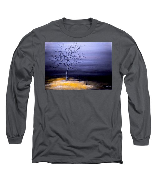 Dry Winter Long Sleeve T-Shirt