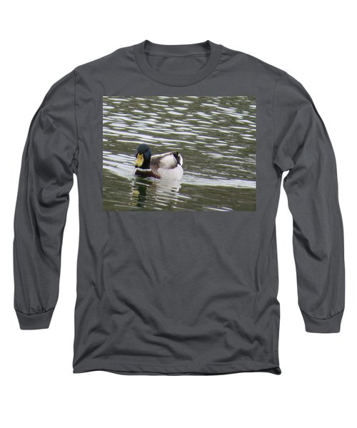 Duck Out For A Swim Long Sleeve T-Shirt
