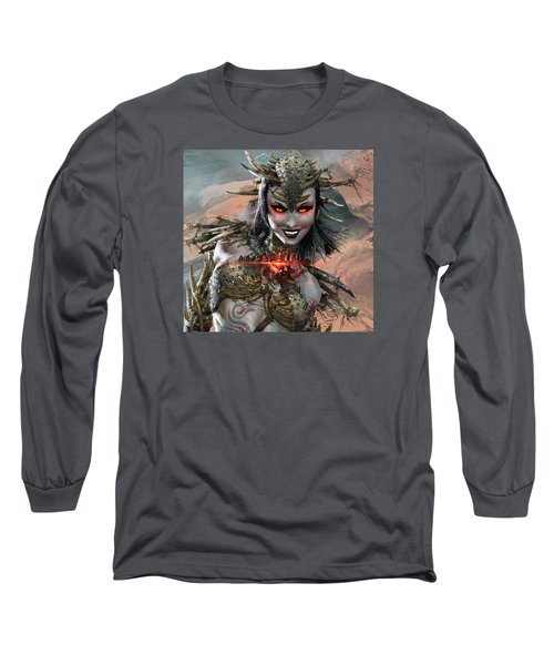 Duels Of The Planeswalkers 2014 Persona Ten Long Sleeve T-Shirt