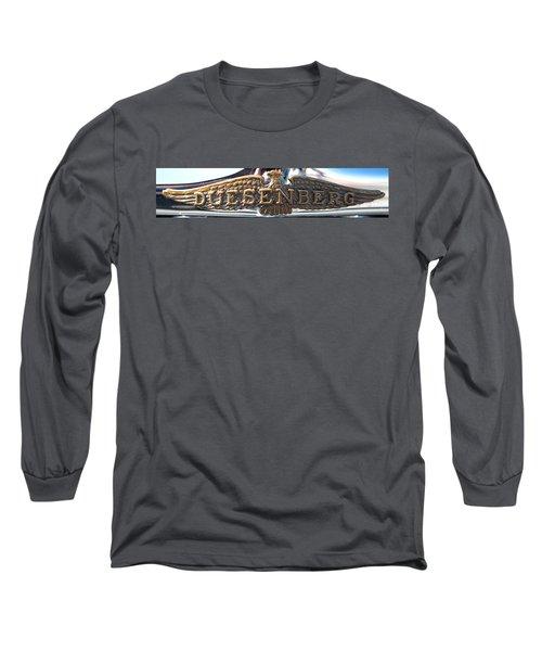 Long Sleeve T-Shirt featuring the photograph Duesenberg  by Rebecca Davis