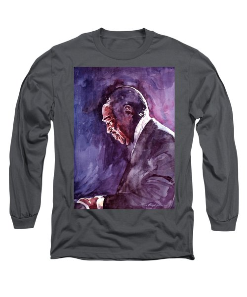 Duke Ellington Mood Indigo Sounds Long Sleeve T-Shirt