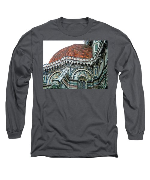 Duomo Italian Renaissance Long Sleeve T-Shirt