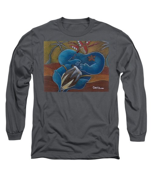 Duro A Los Cueros Long Sleeve T-Shirt