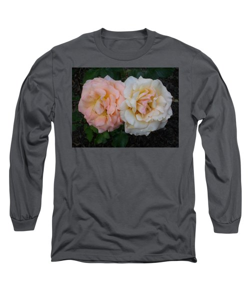 Long Sleeve T-Shirt featuring the photograph Dynamic Duo by Jewel Hengen