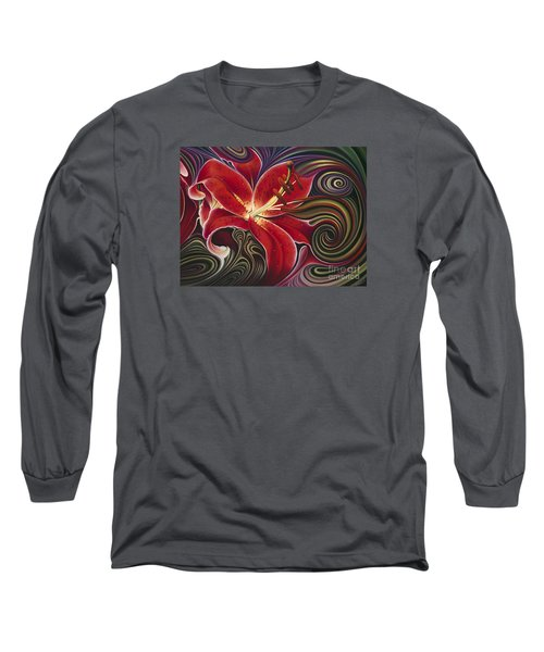Dynamic Reds Long Sleeve T-Shirt