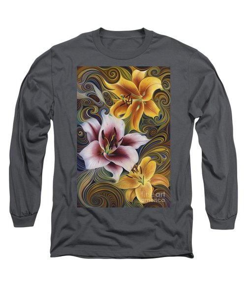 Dynamic Triad Long Sleeve T-Shirt