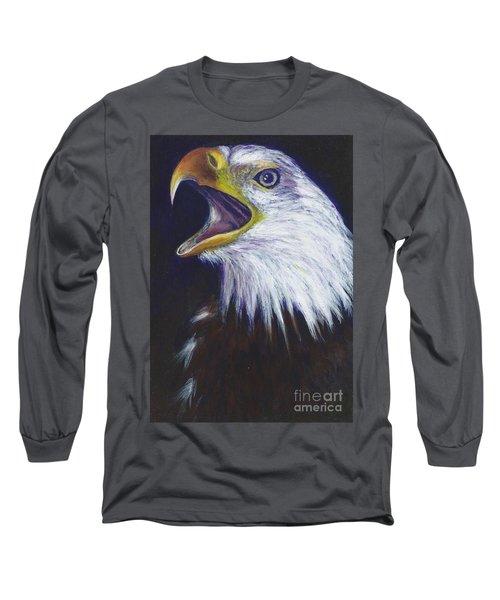 Bald Eagle - Francis -audubon Long Sleeve T-Shirt