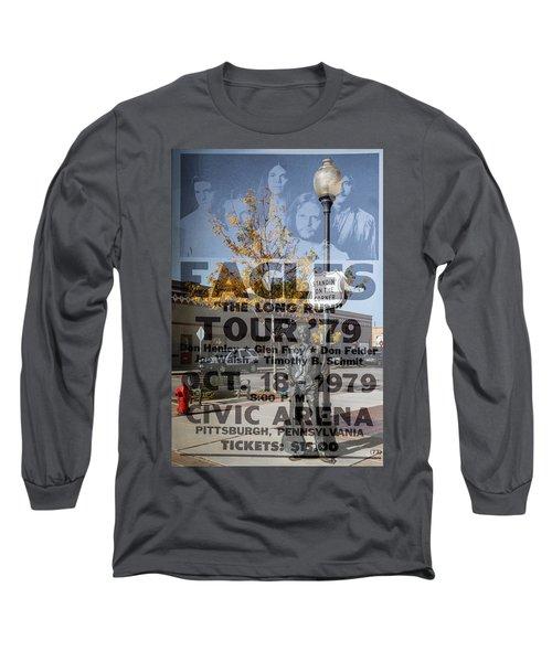 Eagles The Long Run Tour Long Sleeve T-Shirt