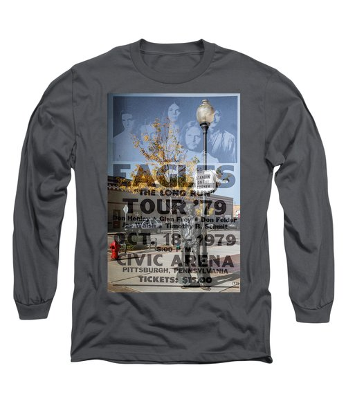 Eagles The Long Run Tour Long Sleeve T-Shirt
